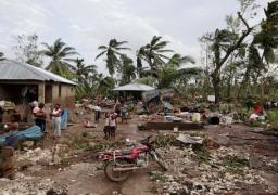 """ارتفاع أعداد ضحايا إعصار """"ماثيو"""" في هايتي إلى 339 قتيلا"""