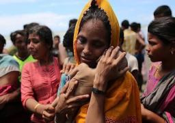 الروهينجا يتضرعون بالدعاء طلبا للعدالة في قضية الإبادة الجماعية بلاهاي