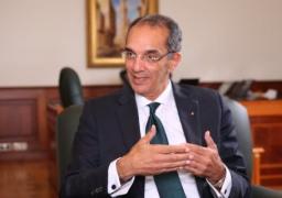 وزير الاتصالات: افريقيا سوق واعد للاستثمارات فى تكنولوجيا المعلومات