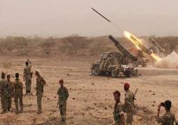 المدفعية اليمنية تستهدف تعزيزات حوثية في الجوف