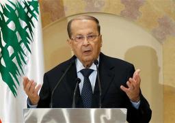 عون يطلب مساعدة الدول العربية للنهوض باقتصاد لبنان