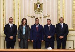 رئيس الوزراء يشهد توقيع اتفاقيتي تعاون استثماري بين صندوق مصر السيادي ووزارة قطاع الاعمال العام وبنك الاستثمار القومي