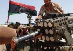 الجيش الليبي يعلن تدمير أسلحة وصلت من قطر وتركيا