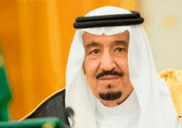 الملك سلمان يطالب بوحدة منطقة الخليج فى مواجهة التجاوزات الإيرانية