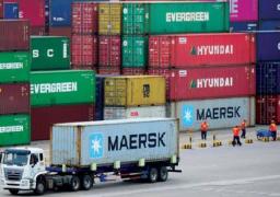 تراجع في الفائض التجاري الصيني مع واشنطن