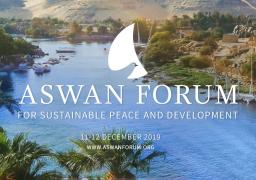 غدا..انطلاق أعمال منتدى أسوان للسلام والتنمية المستدامين بأفريقيا