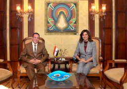 """ضمن حصاد مصر تستطيع بالاستثمار والتنمية.. وزيرة الهجرة تبحث جهود المصريين بالخارج في الاستثمار بمصر.. وإبرام تعاقدات لتصدير منتجات منتجات """"الجلالة"""" و""""الروبيكي"""" لأمريكا"""