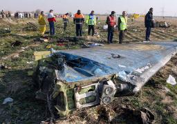 أوكرانيا تؤكد استعداد إيران تسليّمها صندوقي الطائرة المنكوبة