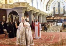 البابا تواضروس يترأس اليوم قداس عيد الغطاس فى الإسكندرية