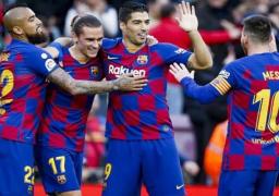 """برشلونة يسعى لتحقيق الفوز في أول مباراة تحت قيادة """"سيتين"""""""