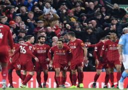 ليفربول يستضيف مانشستر يونايتد في رحلة البحث عن الدوري الإنجليزي