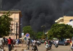 مقتل 6 جنود في انفجار عبوة ناسفة شمالي بوركينا فاسو