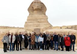 وزيرة التعاون الدولي : المتحف المصري الكبير هدية مصر إلى شعوب العالم