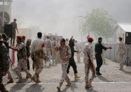 ارتفاع عدد ضحايا الجيش اليمني نتيجة القصف الحوثي إلى 125 ما بين قتيل وجريح