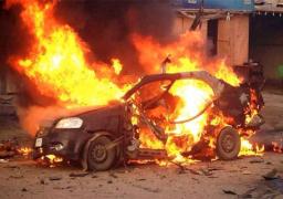 الشرطة الصومالية: انفجار سيارة مفخخة استهدف متعاقدين أتراك بالقرب من العاصمة مقديشو