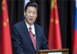 رئيس الصين : بكين ليس لديها نية لخوض حرب باردة أو ساخنة