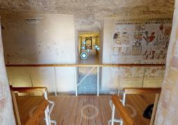 خليك فى البيت .. الآثار تتيح زيارة المقابر الأثرية أون لاين بسبب كورونا