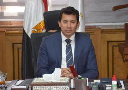 وزير الرياضة : سنصدر الجداول الاحترازية لعودة نشاط الأندية بعد العيد