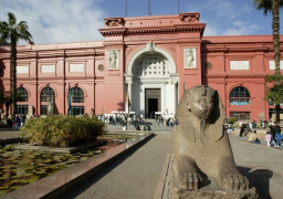 المتحف المصري ينظم محاضرة بالتعاون مع المعهد الفرنسي للآثار الشرقية