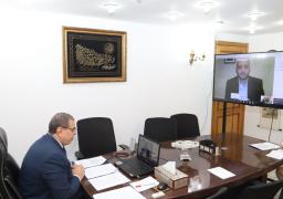 سعفان يتحدث للعالم عن تجربة مصر في الاستجابة لتأثير كورونا على العمل
