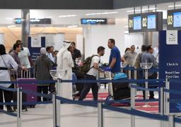 الكويت تلغى 60 ألف تذكرة بسبب قرار تخفيض السعة التشغيلية للمطار