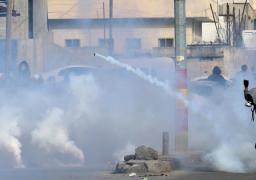 إصابة عشرات الفلسطينيين بالاختناق خلال مواجهات مع الاحتلال في طولكرم