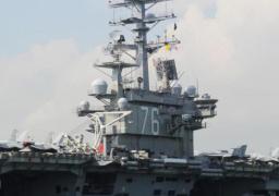 الولايات المتحدة ترسل حاملتي طائرات إلى بحر الصين الجنوبي