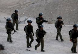 قوات الاحتلال تقتحم قرية زبوبا غرب جنين