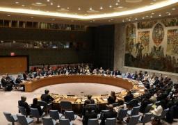 مجلس الأمن يدعو الأطراف الليبية لتنفيذ اتفاق جنيف بالكامل