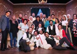 :  وزيرة الثقافة توافق علي ٣٠ عرض مسرحي في ٨٤ ليلة خلال الصيف