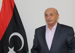 عقيلة صالح يرحب بالوساطة الروسية للتسوية في ليبيا