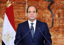 السيسى يعزى ميشيل عون فى ضحايا المرفأ ويؤكد تسخير كافة الإمكانات لمساعدة لبنان
