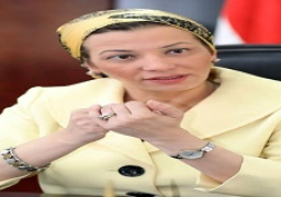 وزيرة البيئة تستعرض تقريرا حول اجراءات الإدارة الآمنة للمواد والمخلفات الخطرة