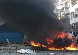 انفجار عبوة ناسفة في مدينة القنيطرة السورية