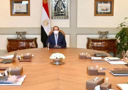 الرئيس عبد الفتاح السيسي يوجه بتعظيم المقومات السياحية العالمية الفريدة لمنطقة جبل موسى وسانت كاترين