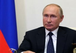 بوتين: لا سبب للحديث عن موجة ثانية لتفشي فيروس كورونا في روسيا
