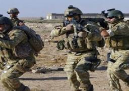 القبض على متهمين اثنين والعثور على مخزن أسلحة غربي بغداد