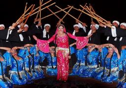 فرقة رضا للفنون الشعبية تنير مسرح البالون اليوم
