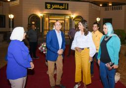 """""""مكرم"""" تتفق مع محمد صبحى لتقديم حلقات ترسخ الهوية المصرية"""