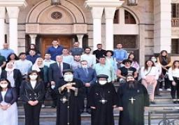 مكرم: الشباب المصري بالداخل والخارج يلقى اهتماما كبيرا من القيادة