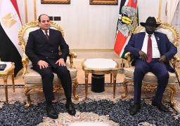 توافق مصرى- جنوب سودانى حول أهمية التوصل لاتفاق قانونى ملزم حول سد النهضة