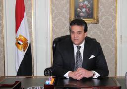 عبد الغفار يدعم 506 مشروع تخرج بـ 25 مليون جنيه هذا العام