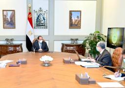 الرئيس عبد الفتاح السيسي يوجه بتطوير البنية الأساسية الكهربائية في قرى الريف المصري وتوابعها على اعلى مستوى