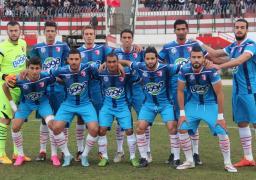 فوز الأولمبي الباجي علي شبيبة القيروان 1-0 بالدوري التونسي