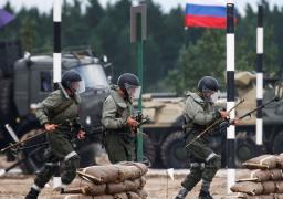 """وسط قلق أمريكي .. انتشار عسكري """"غير مسبوق"""" للقوات الروسية على حدود أوكرانيا"""
