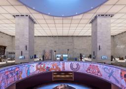 """""""القومي للحضارة"""" يفتتح قاعة المومياوات الملكية.. اليوم"""