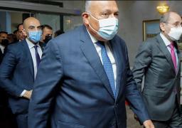 وزير الخارجية يصل إلى جنوب أفريقيا ويسلم الرئيس رامافوزا رسالة من السيد رئيس الجمهورية