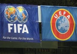 فيفا ينضم إلى اليويفا ويعلن رفضه إقامة دوري السوبر الأوروبي