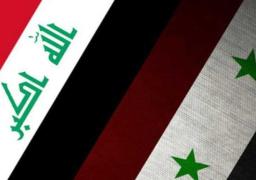 سوريا والعراق تبحثان تأمين احتياجات السوقين السورية والعراقية