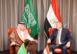 وزير قطاع الأعمال العام يبحث مع وزير التجارة السعودي تعزيز التعاون الاقتصادي